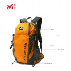 밀레 엘바J 기능성 배낭(30L) + 레인커버
