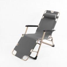 2in1 접이식 캠핑 의자 침대/ 낚시 간이침대